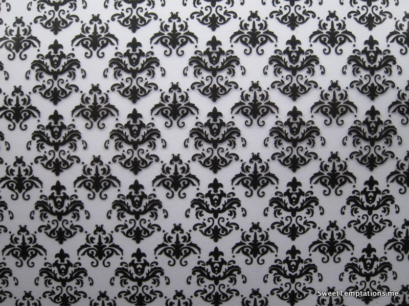 Black Damask [out of stock]