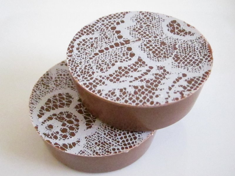 White Lace Chocolate Covered Oreo