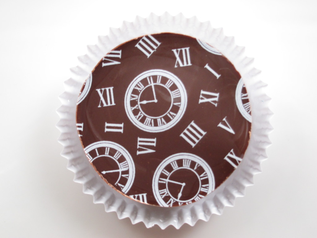 Clocks…Chocolate Covered Oreo