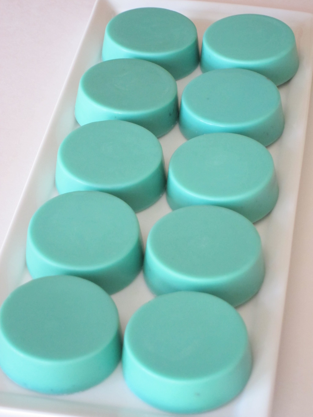 Teal Chocolate Covered Oreos
