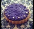 Purple Sugar Cookie