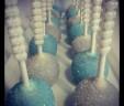 Cinderella Oreo Truffle Pops