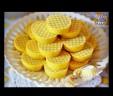 Yellow White Polka Dot Chocolate Covered Oreos