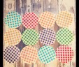 Multi-Colored Polka Dot Chocolate Covered Oreos.