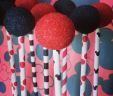 Black & Red Oreo Pops
