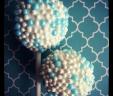 Pearl Cake Pops